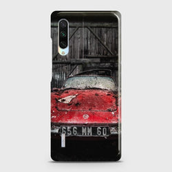XIAOMI MI CC9 Old Rusty Car Case