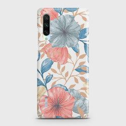 XIAOMI MI CC9 Seamless Flower Case