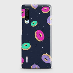 XIAOMI MI CC9 Colorful Donuts Case