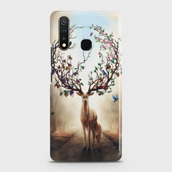 VIVO Y19 Blessed Deer Case
