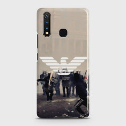 VIVO Y19 Smoke Bomb Street Case