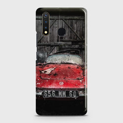 VIVO Y19 Old Rusty Car Case
