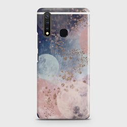 VIVO Y19 Animated Colorful design Case
