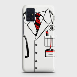 SAMSUNG GALAXY A51 Doctor Costume Case