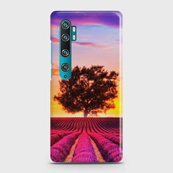 XIAOMI MI NOTE 10 PRO Violet Lavender Fields Case