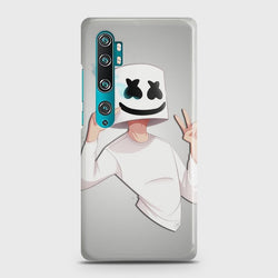 XIAOMI MI NOTE 10 PRO Marshmello Face Case