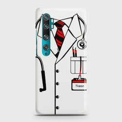 XIAOMI MI NOTE 10 PRO Doctor Costume Case