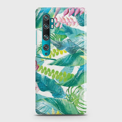 XIAOMI MI NOTE 10 PRO Retro Palm Leaves Case