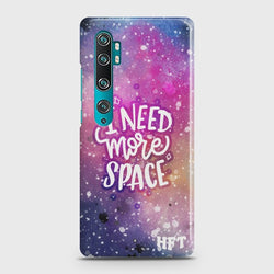 XIAOMI MI NOTE 10 Need More Space Case