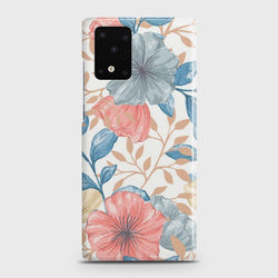 SAMSUNG GALAXY S11 Plus Seamless Flower Case