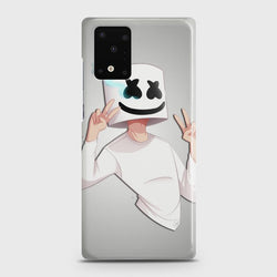 SAMSUNG GALAXY S11 Plus Marshmello Face Case