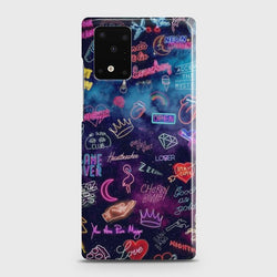 SAMSUNG GALAXY S11 Plus Neon Galaxy Case