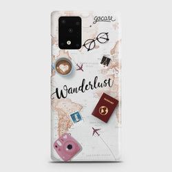 SAMSUNG GALAXY S11 Plus World Journey Case