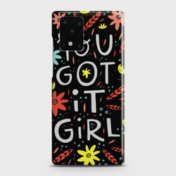 SAMSUNG GALAXY S11 Plus You Got It Case