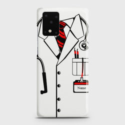 SAMSUNG GALAXY S11 Plus Doctor Costume Case