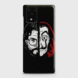 SAMSUNG GALAXY S11 Plus MONEY HEIST PROFESSOR Case