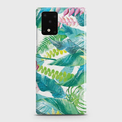 SAMSUNG GALAXY S11 Plus Retro Palm Leaves Case