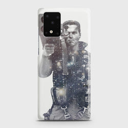 SAMSUNG GALAXY S11 Plus Commando Arnold Case
