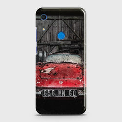 Huawei Y6s (2019) Old Rusty Car Case
