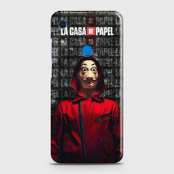 Huawei Y6s (2019) Money Heist Case