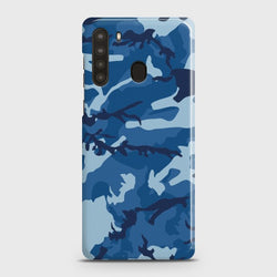 SAMSUNG GALAXY A21 Camo Series v6 Case