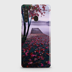 SAMSUNG GALAXY A21 Beautiful Nature Case