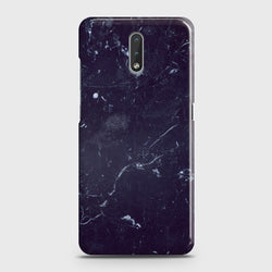 Nokia 2.3 Royal Blue Marble Case