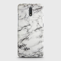 Nokia 2.3 Trendy White Marble Case