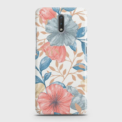 Nokia 2.3 Seamless Flower Case