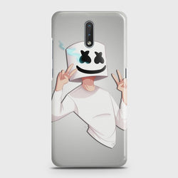 Nokia 2.3 Marshmello Face Case
