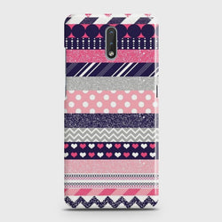 Nokia 2.3 Colourful Circles Case
