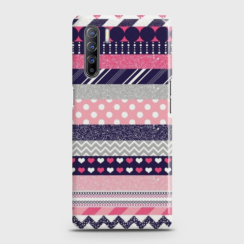 Oppo F15 Colourful Circles Case