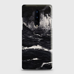 OnePlus 8 Black Marble Case