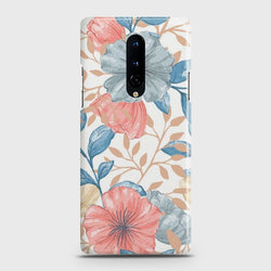 OnePlus 8 Seamless Flower Case