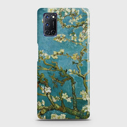 OPPO A92 Vintage Blossom Art Case