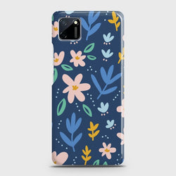 Realme C11 Colorful Flowers Case