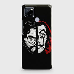 Realme C12 MONEY HEIST PROFESSOR Case