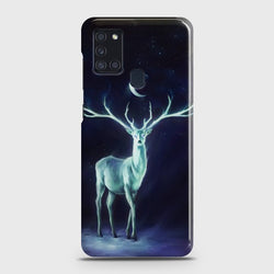 Samsung Galaxy A21s Deer Hope Case