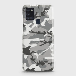 Samsung Galaxy A21s Camo Series v3 Case