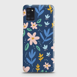 SAMSUNG GALAXY A31 Colorful Flowers Case