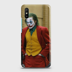Xiaomi Redmi 9A Joker Case