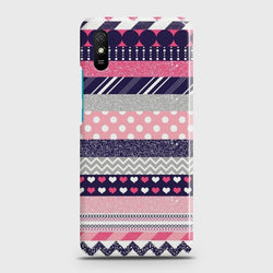 Xiaomi Redmi 9A Colourful Circles Case