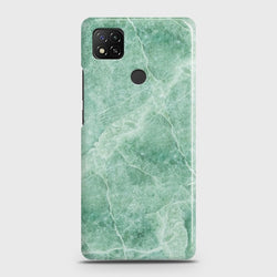 Xiaomi Redmi 9C Mint Green Marble Case