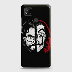 Xiaomi Redmi 9C MONEY HEIST PROFESSOR Case