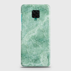 Xiaomi Redmi Note 9S Mint Green Marble Case