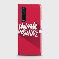 Oppo Find X2 Pro Think Positive Case