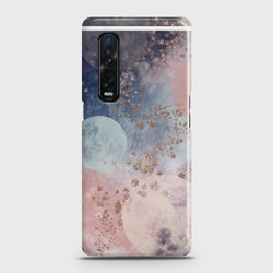 Oppo Find X2 Pro Animated Colorful design Case
