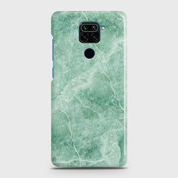 Xiaomi Redmi Note 9 Mint Green Marble Case