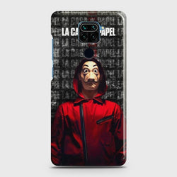 Xiaomi Redmi Note 9 Money Heist Case