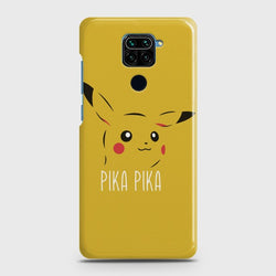 Xiaomi Redmi Note 9 Pikachu Case